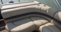 Aft Seating & Sunpad