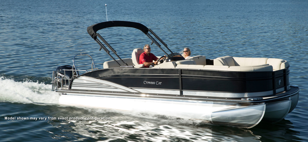 Cayman 230 Pontoon Boat Dealers Quality Built