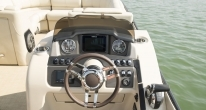 Cayman Le 250 Comfortable And Sporty Pontoon Boats 2019