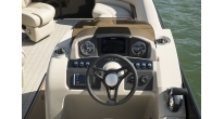 Helm with Simrad® GO7