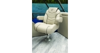 Lowback Reclining Helm Seat