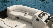Pillowtop Starboard Bow Lounger