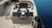 Helm With Lowrance Hook2-4x