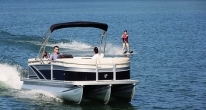 T3 Package Pontoon Waterski
