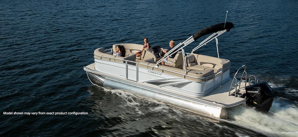 Cabana 240 Pontoon Boat | Luxurious Pontoon Boats : 2019